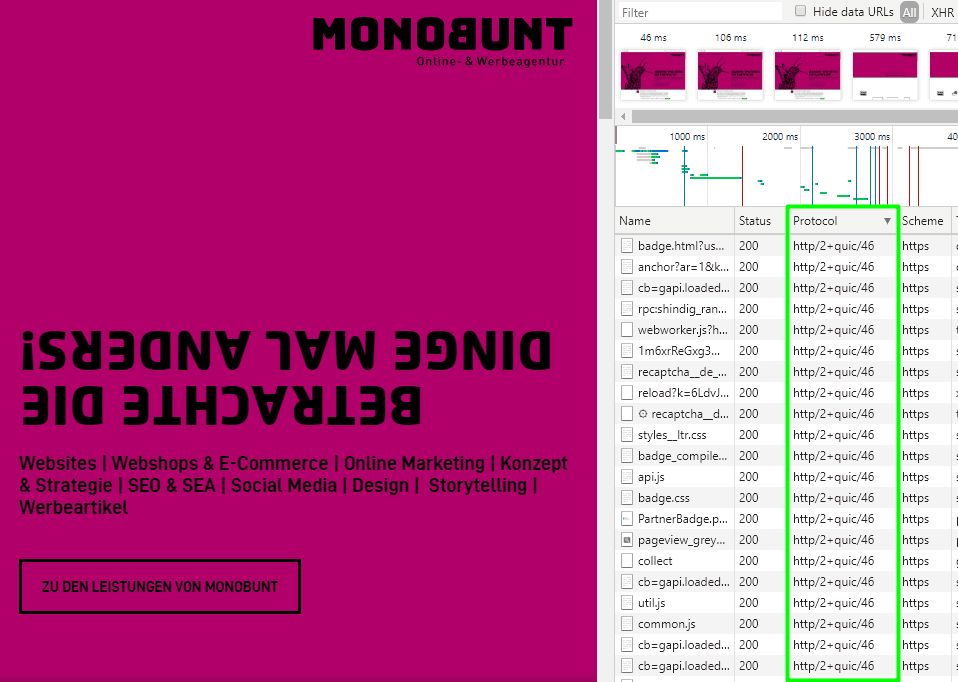 monobunt.at HTTP/s