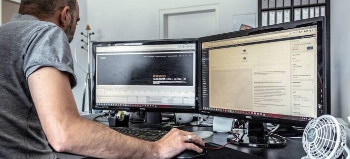 Blogartikel Website investieren