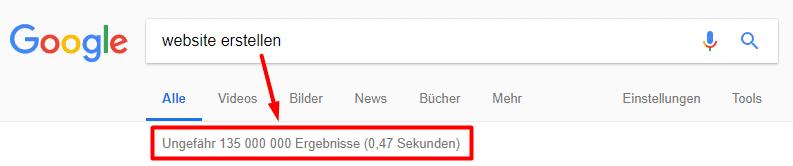 Google Website erstellen